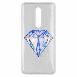 Чехол для Xiaomi Mi9T Watercolor diamond