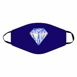 Маска для лица Watercolor diamond