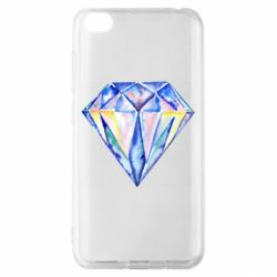 Чехол для Xiaomi Redmi Go Watercolor diamond