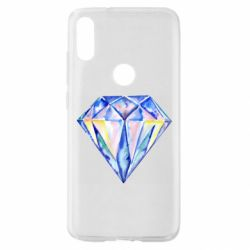 Чехол для Xiaomi Mi Play Watercolor diamond