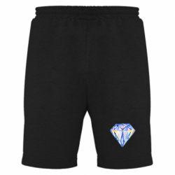 Мужские шорты Watercolor diamond