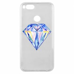 Чехол для Xiaomi Mi A1 Watercolor diamond
