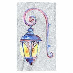 Полотенце Watercolor lantern