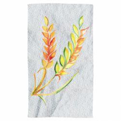 Рушник Watercolor spikelets