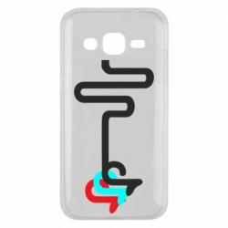 Чохол для Samsung J2 2015 Wave tik tok