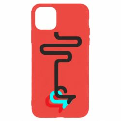 Чохол для iPhone 11 Pro Wave tik tok