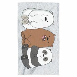 Полотенце We are ordinary bears