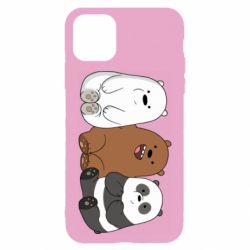 Чехол для iPhone 11 We are ordinary bears