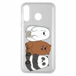 Чехол для Samsung M30 We are ordinary bears