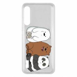 Чохол для Xiaomi Mi A3 We are ordinary bears