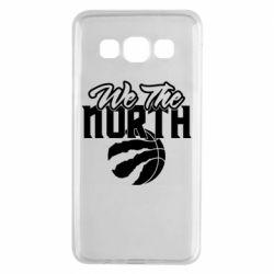 Чохол для Samsung A3 2015 We the north and the ball