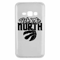 Чохол для Samsung J1 2016 We the north and the ball