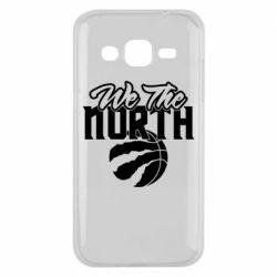 Чохол для Samsung J2 2015 We the north and the ball