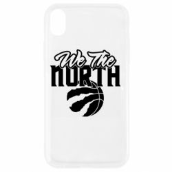 Чохол для iPhone XR We the north and the ball