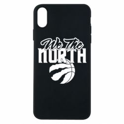 Чохол для iPhone Xs Max We the north and the ball