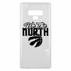 Чохол для Samsung Note 9 We the north and the ball