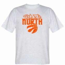 Чоловіча футболка We the north and the ball