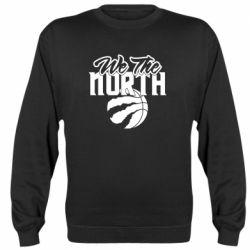 Реглан (світшот) We the north and the ball