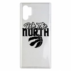 Чохол для Samsung Note 10 Plus We the north and the ball