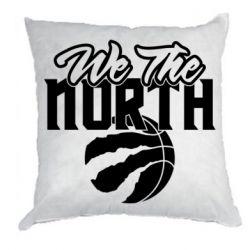Подушка We the north and the ball