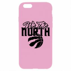 Чохол для iPhone 6 Plus/6S Plus We the north and the ball
