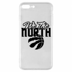 Чохол для iPhone 7 Plus We the north and the ball