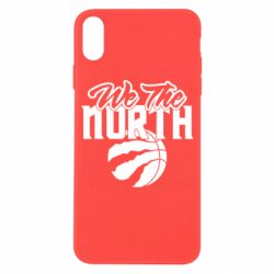 Чохол для iPhone X/Xs We the north and the ball
