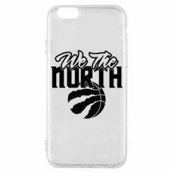 Чохол для iPhone 6/6S We the north and the ball