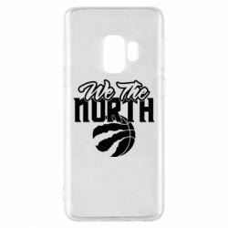 Чохол для Samsung S9 We the north and the ball