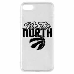 Чохол для iPhone 8 We the north and the ball