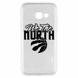 Чохол для Samsung A3 2017 We the north and the ball