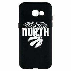 Чохол для Samsung A5 2017 We the north and the ball