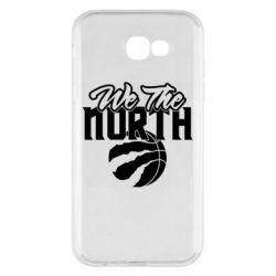 Чохол для Samsung A7 2017 We the north and the ball