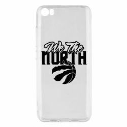 Чохол для Xiaomi Mi5/Mi5 Pro We the north and the ball
