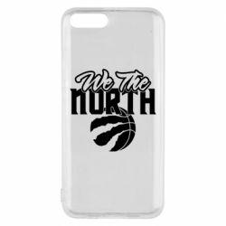 Чохол для Xiaomi Mi6 We the north and the ball