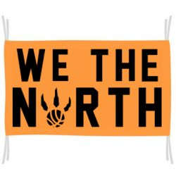 Прапор We the north
