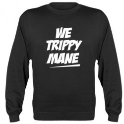 Реглан We trippy mane - FatLine