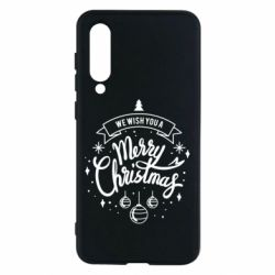 Чохол для Xiaomi Mi9 SE We wish you a