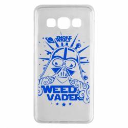 Чехол для Samsung A3 2015 Weed Vader