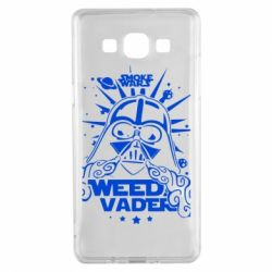 Чехол для Samsung A5 2015 Weed Vader