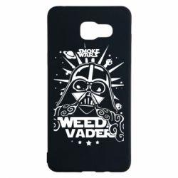Чехол для Samsung A5 2016 Weed Vader