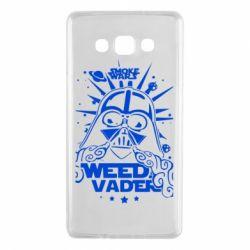 Чехол для Samsung A7 2015 Weed Vader