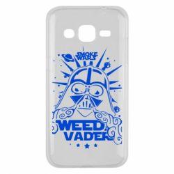 Чехол для Samsung J2 2015 Weed Vader