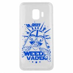 Чехол для Samsung J2 Core Weed Vader