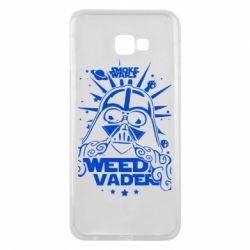 Чехол для Samsung J4 Plus 2018 Weed Vader