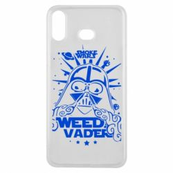 Чехол для Samsung A6s Weed Vader