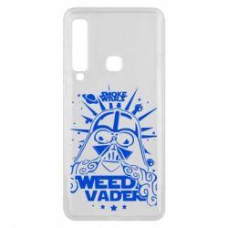 Чехол для Samsung A9 2018 Weed Vader