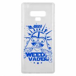Чехол для Samsung Note 9 Weed Vader