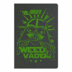 Блокнот А5 Weed Vader