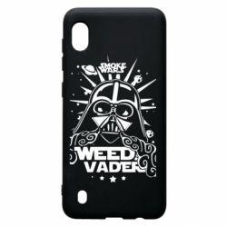 Чехол для Samsung A10 Weed Vader